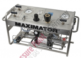 Maximator ROB 5-30 Booster Station