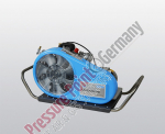 Picture: Bauer CAPITANO 140 - E high pressure compressor
