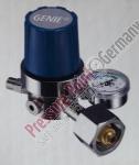Linde Druckminderer N² 300 bar/ 0-10 bar; Genie