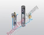 Aufpreis von P41/420 auf P61 Filtersystem