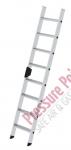 PPG Stufen-Anlegeleiter ohne Traverse 8 Stufen